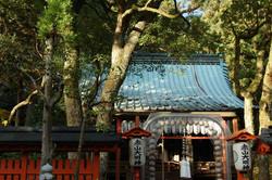 Gate at Sekizan Zennin, Kyoto