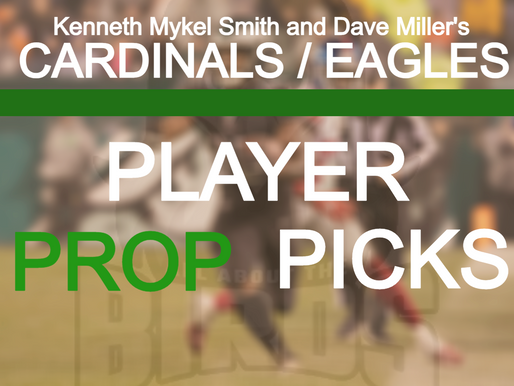 Eagles @ Cardinals Player Prop Bets