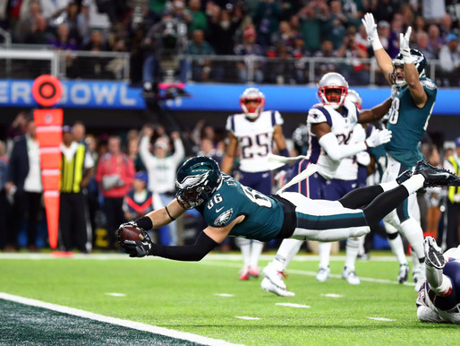 Thank You Zach Ertz