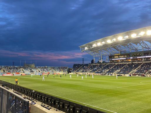 REPORT | Philadelphia Union 1-1 Atlanta United (4-1 aggregate)