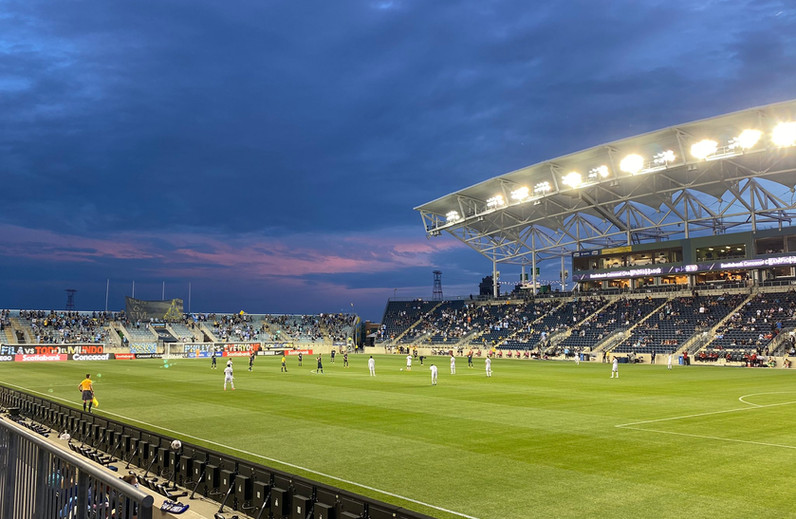 REPORT   Philadelphia Union 1-1 Atlanta United (4-1 aggregate)