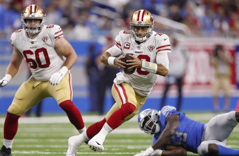 Eyes on the Enemy: San Francisco 49ers