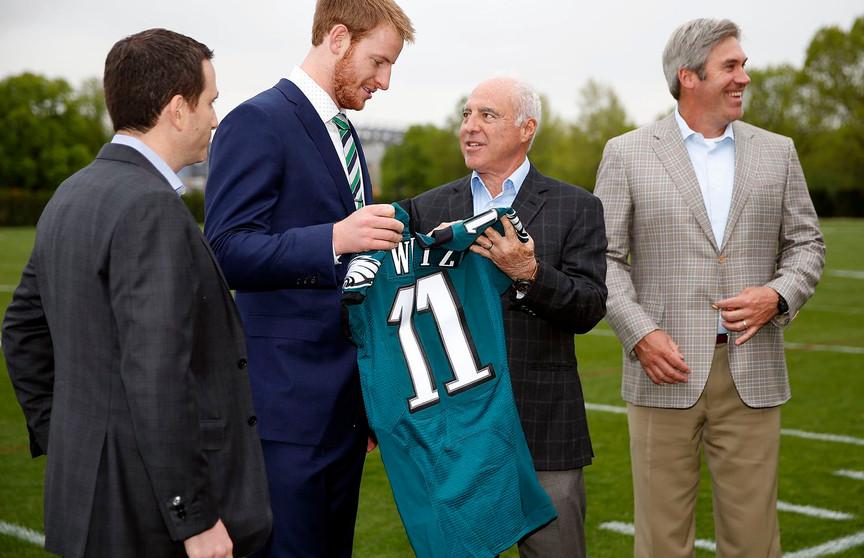 The Dysfunctional society of the Philadelphia Eagles