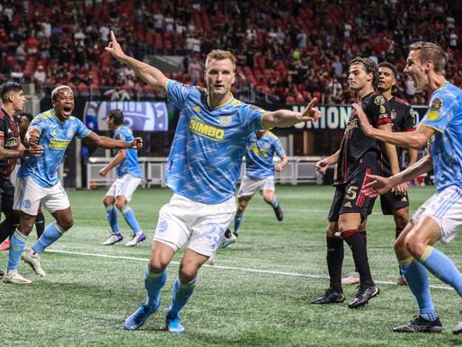 REPORT | Atlanta United 0-3 Philadelphia Union