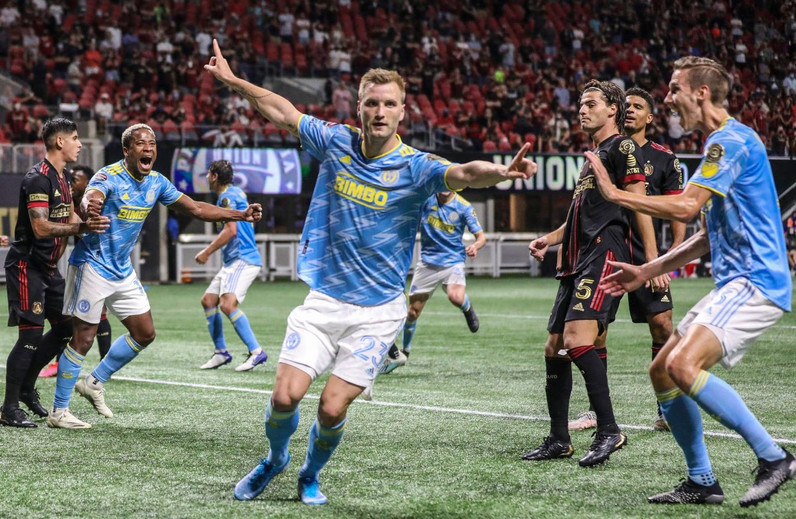 REPORT   Atlanta United 0-3 Philadelphia Union