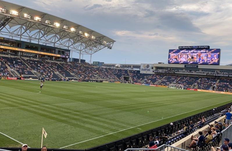 REPORT   Philadelphia Union 2-1 DC United