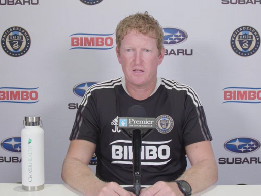 Jim Curtin Preview New York Red Bulls