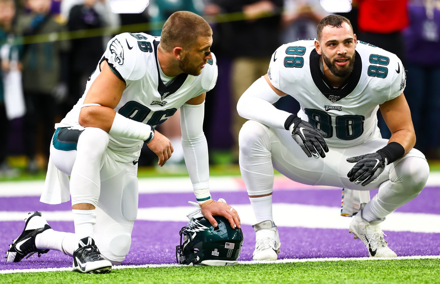 STAY OR GO: The Tight Ends
