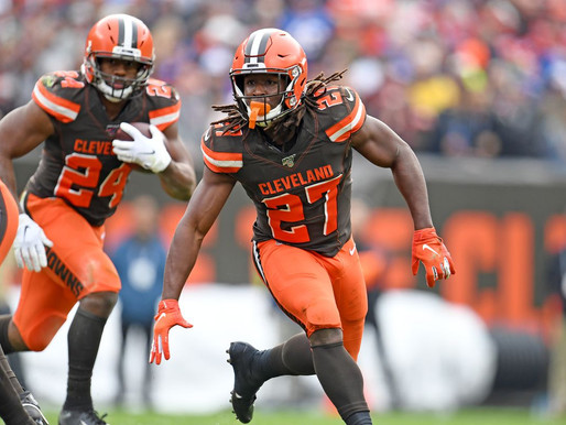 Eyes on the Enemy: Cleveland Browns