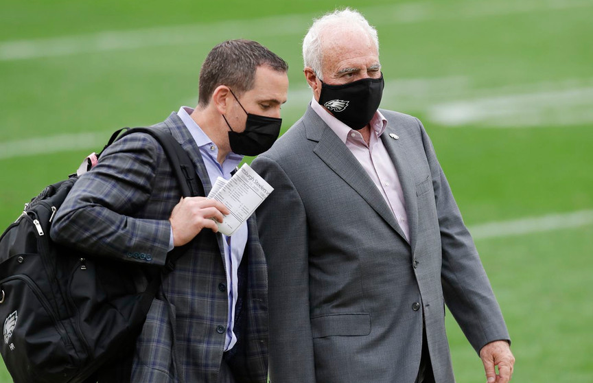 The Search for the next Eagles Head Coach