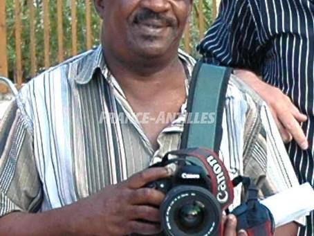 Le célèbre photographe,de france antilles Sylvère Selbonne, est décédé ce dimanche matin du covid 19
