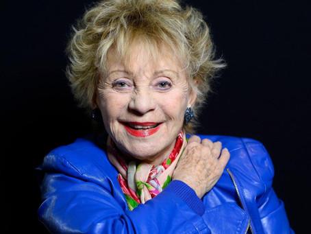 La chanteuse et comédienne Annie Cordy est morte