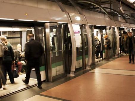 Il enlève son masque dans la gare de Lyon pour manger un Kinder... et se prend une amende 135 euros