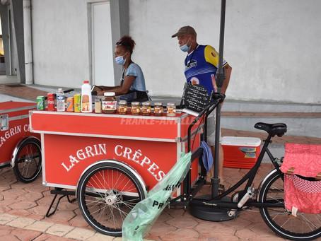 SAINT-FRANCOIS. Une crêperie ambulante pour aller au plus près des gourmets