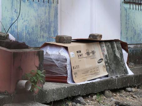 des cadavres dans les rues... l'Equateur dépassé par l'épidémie
