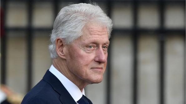 Bill Clinton : l'ancien président hospitalisé en urgence après une infection