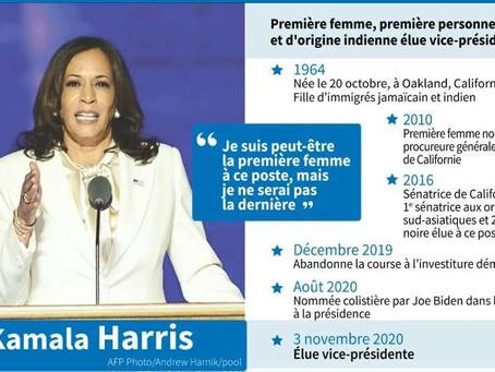«Kamala, c'est l'avenir»: le symbole Harris enthousiasme les démocrates