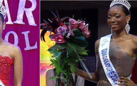 la nouvelle Miss Guadeloupe Kenza Andreze-Louison