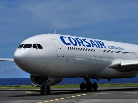 Corsair, une compagnie antillaise