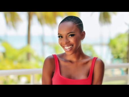Miss Guadeloupe 2020 : La candidate Anaëlle Guimbi, contrainte de quitter de l'aventure à la veille