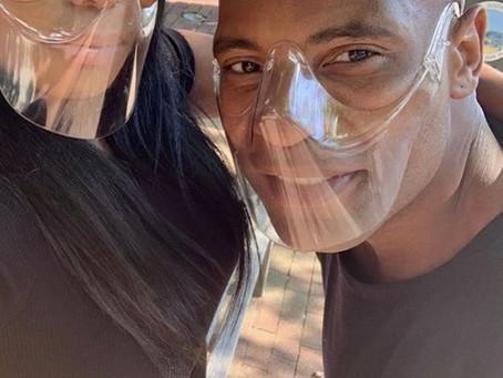 Un nouveau masque transparent et anti buée