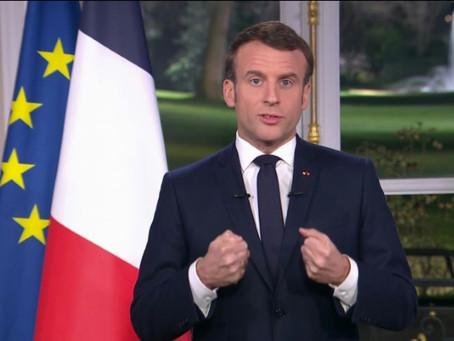 Allocution d'Emmanuel Macron : la culture et les artistes peuvent respirer !