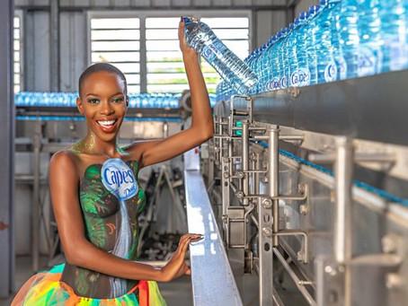 Anaëlle Guimbi, nouvelle égérie de la marque Capes Dolé