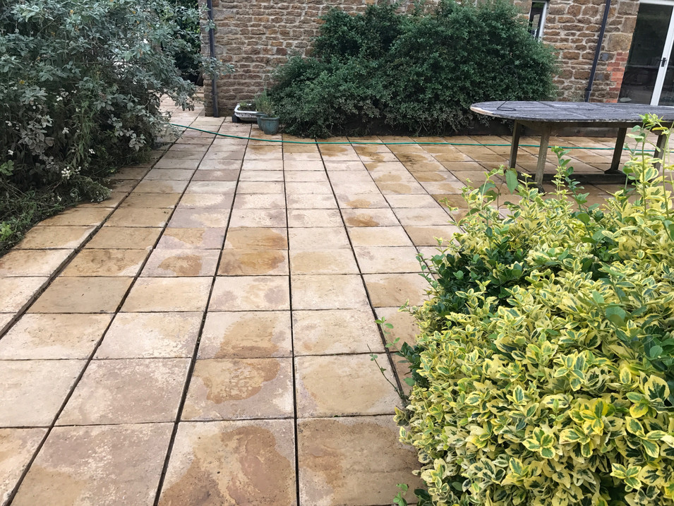 PATIO CLEANING AND TREATING EASTBOURNE HASTINGS BEXHILL NEWHAVEN SEAFORD EAST SUSSEX