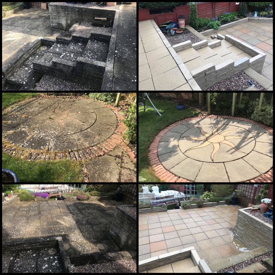 PATIO CLEANING IN BANBURY PATIO CLEANING IN BRACKLEY PATIO CLEANING IN OXFORD PATIO CLEANING IN NORTHAMPTON BLACK SPOT REMOVAL