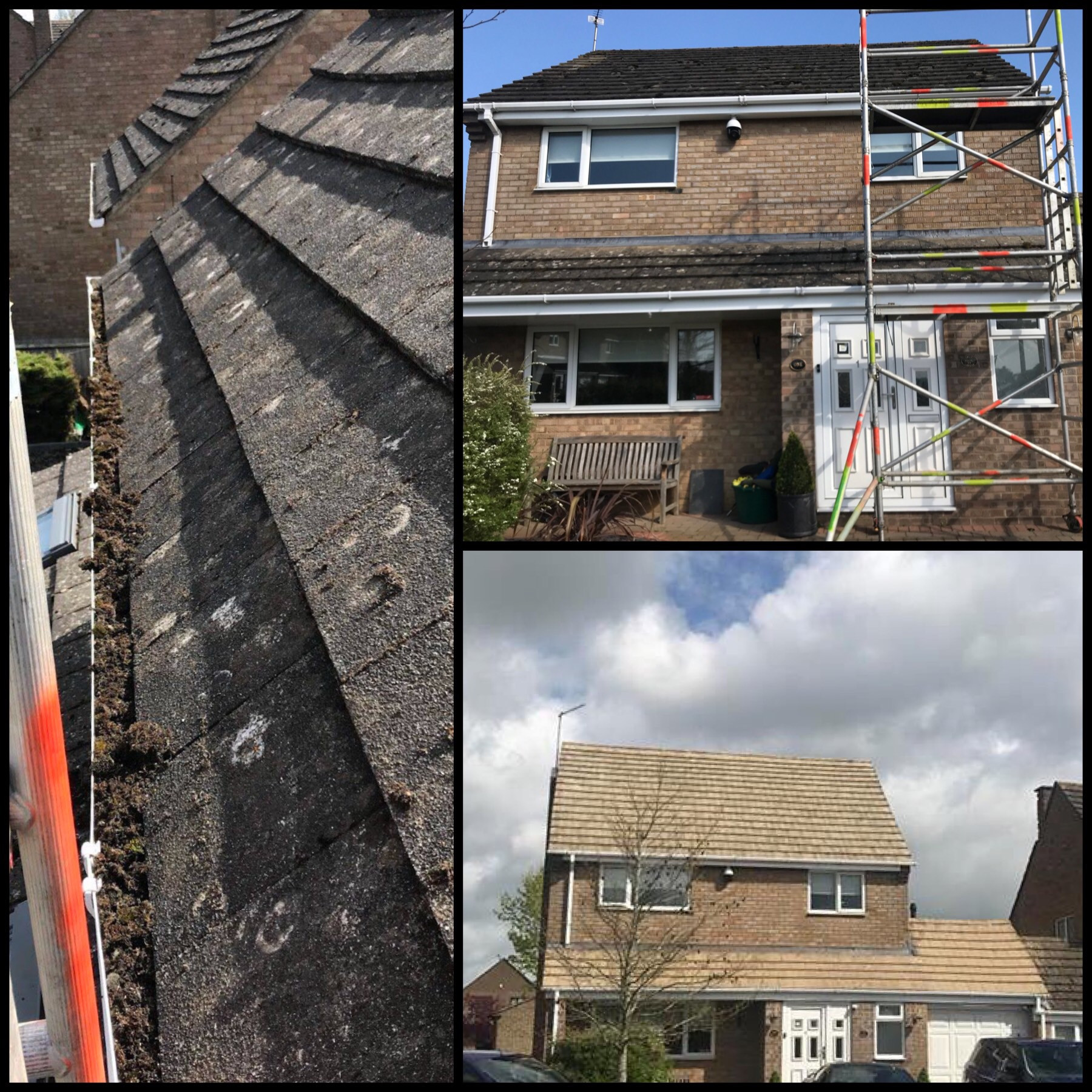 ROOF CLEANING EASTBOURNE