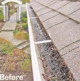 GUTTER CLEAING IN EASTBOURNE