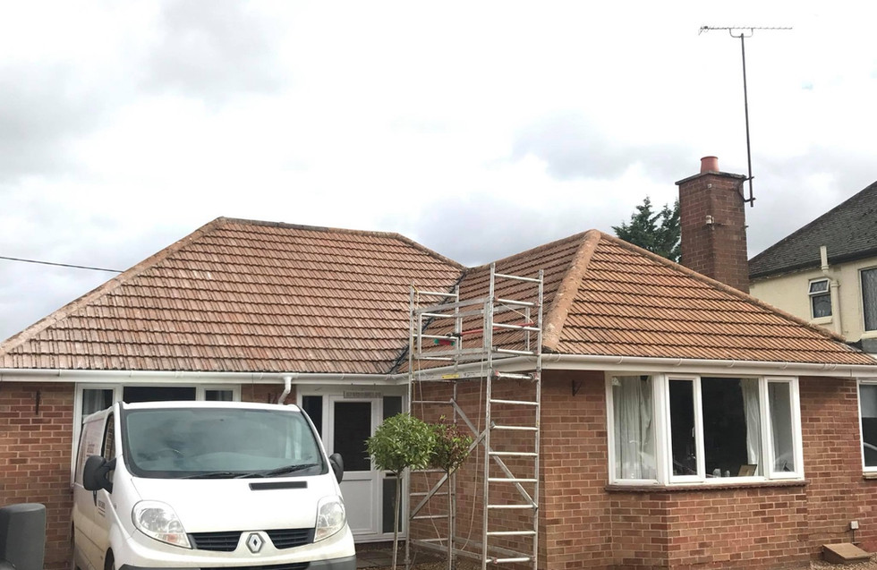 ROOF CLEANING IN EASTBOURNE
