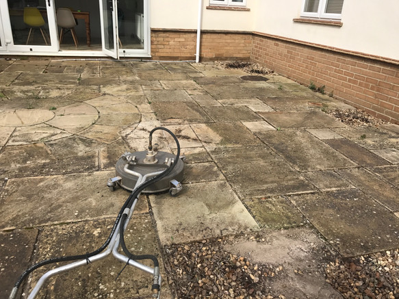 PATIO CLPATIO CLEANING IN EASTBOURNE EANING AND TREATING EASTBOURNE HASTINGS BEXHILL BRIGHTON NEWHAVEN