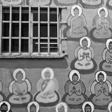 Meditation Wall