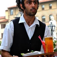 Italian Waiter