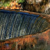 Horseshoe Falls in Autumn