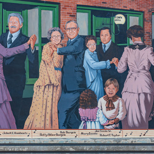 Downtown Tehachapi Mural