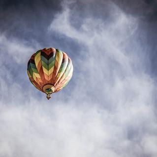 Bear Valley Hot Air Ballon