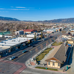 Downtown Tehachapi