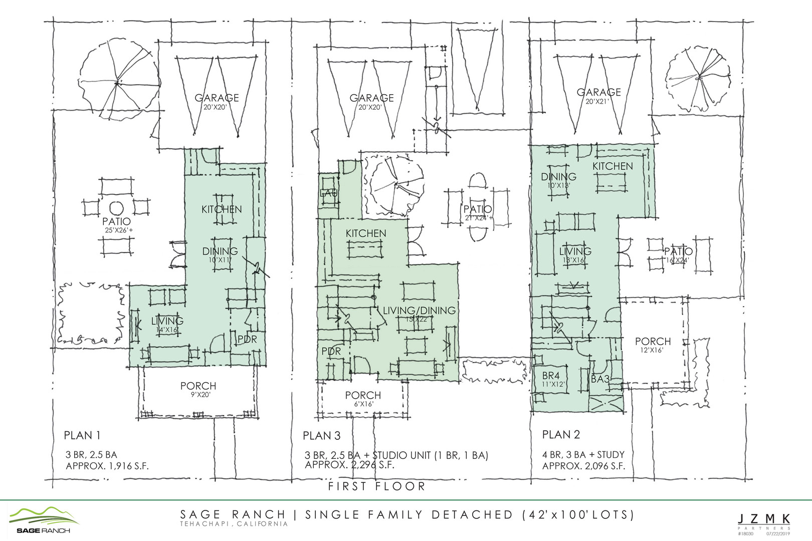 Sage Ranch- Floorplans Single Family (42
