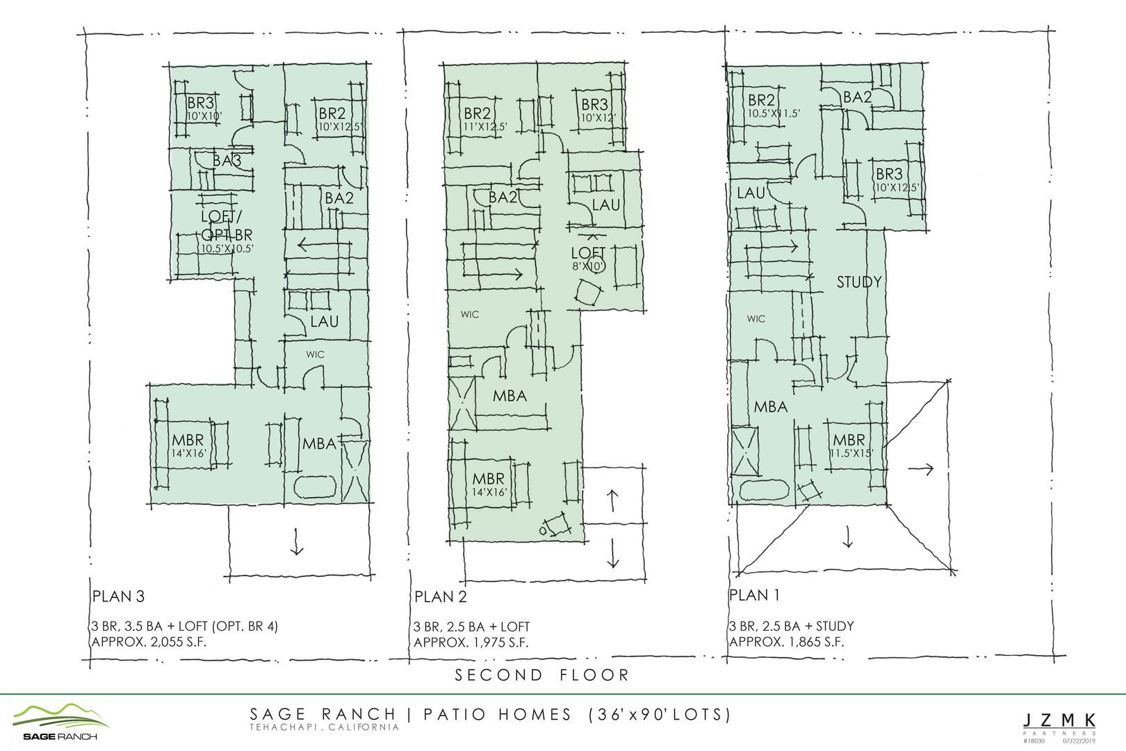 Sage Ranch- Floorplans Patio Homes_Page_