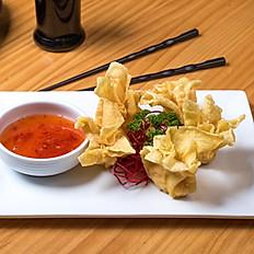 Shrimp Wanton frito