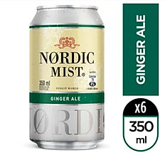 GINGER ALE NORDIC
