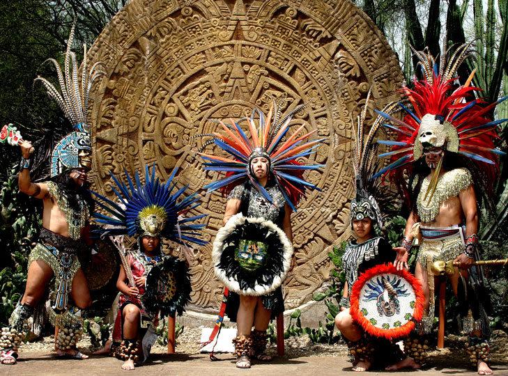 AztecDancers