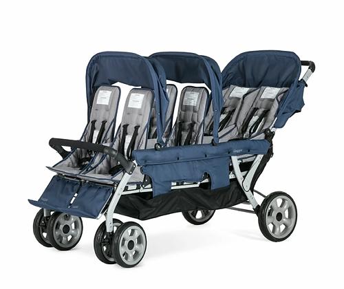 Jamboree™ 6 Seat Folding Stroller & Canopy