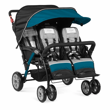 Compass™ Quad 4 Seat Stroller