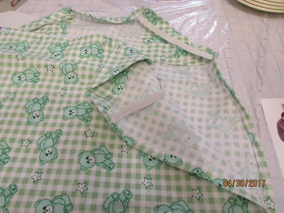 Flannel Cot Sheets # 104