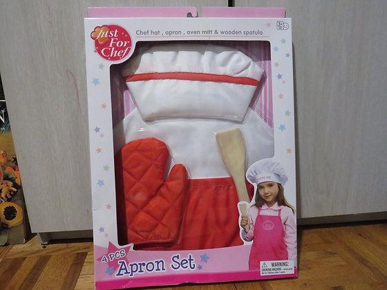Apron Set for kids # 20615