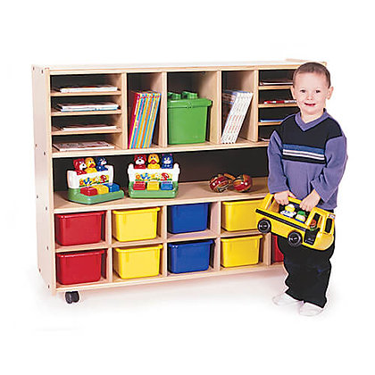 Assorted Multi Storage Unit  with bins