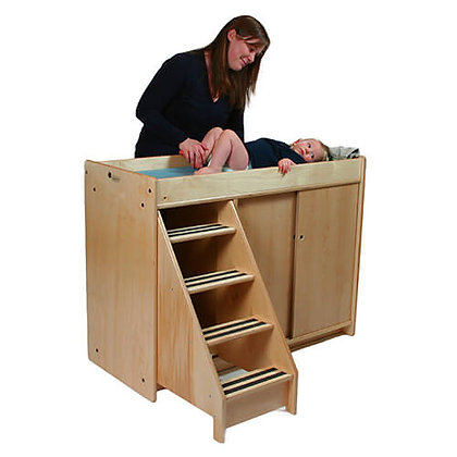 Change Table with Steps